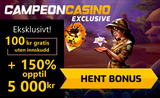 Campeonbet casinobonus