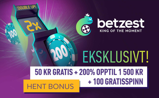 Betzest Casino tilbud