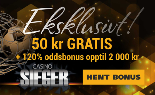 Casinosieger oddsbonus