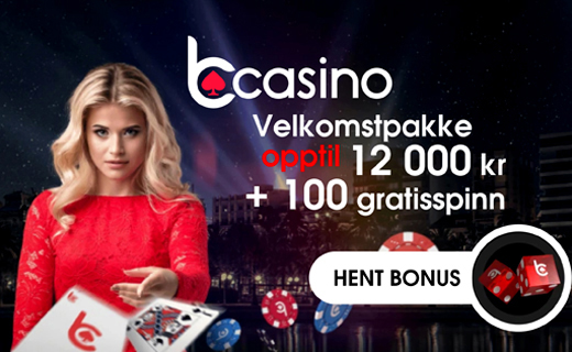 Bcasino casino bonus