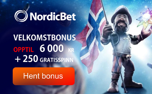 Nordicbet casino bonus