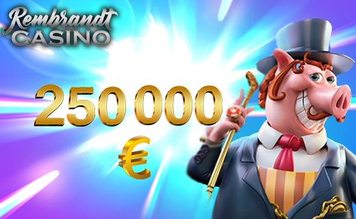 Rembrant casino prize bonus
