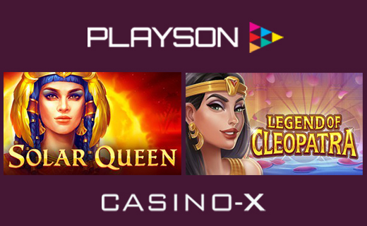 Casino x playson