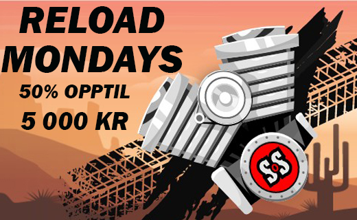 Son of slots reload monday