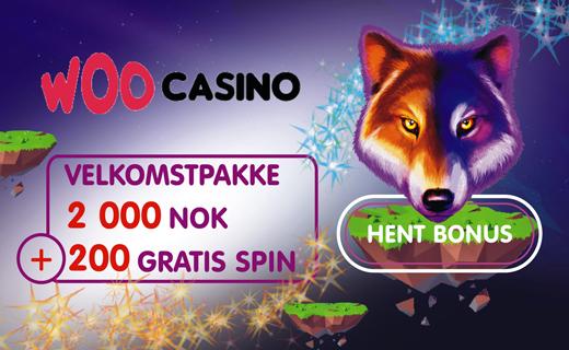 Woo casino casinobonus