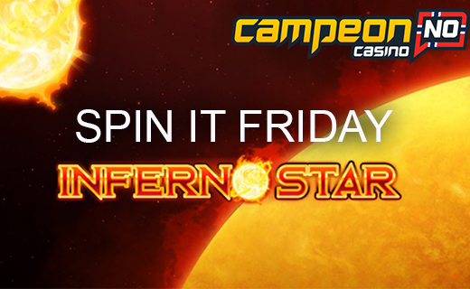 Campeonno spin it friday