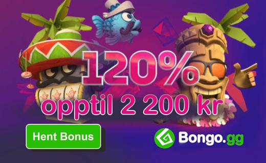 Bongo.gg casinobonus