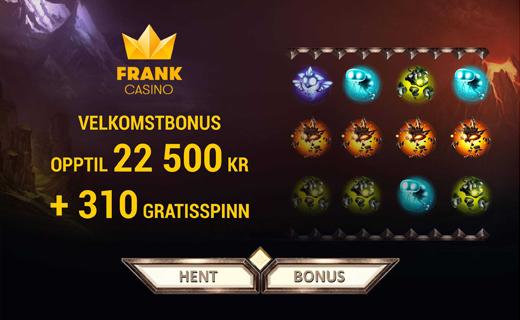 Frank casino casino bonus