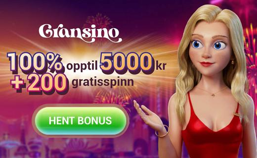 Gransino casinobonus
