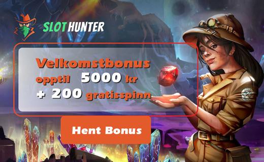 Slot hunter casinobonus
