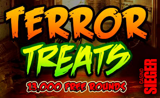 Casino sieger terror treats