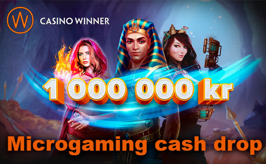 Casino winner tilbud